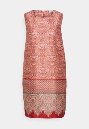 SUDEST DRESS - Day dress - coral