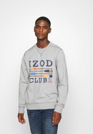FRENCH TERRY CLUB CREW NECK - Sweatshirt - light grey
