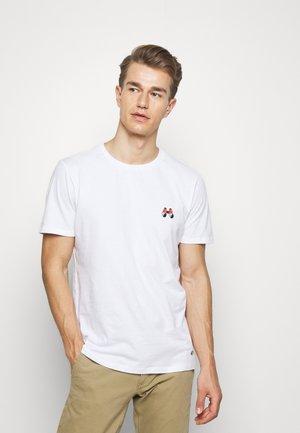 UNISEX - T-shirt z nadrukiem - white