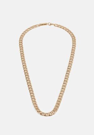 MAVERICK CHAIN NECKLACE - Náhrdelník - gold-coloured