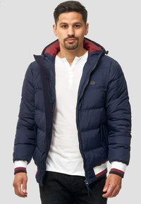 INDICODE JEANS - REGULAR  FIT - Winter jacket - navy - 0