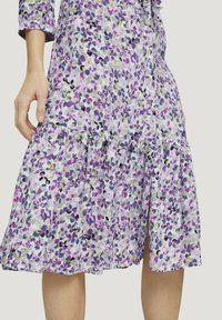 TOM TAILOR - Robe chemise - lilac - 4