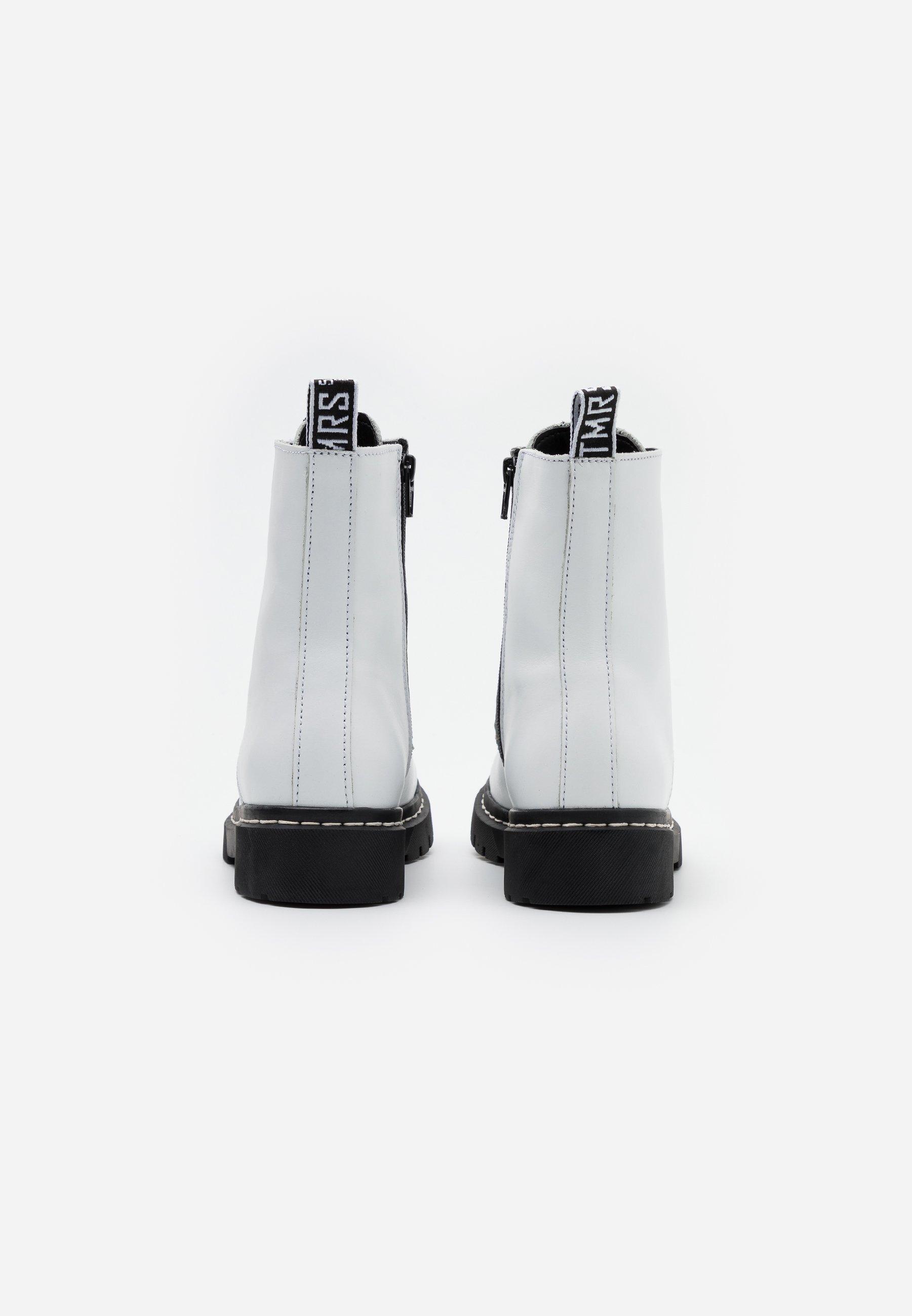 Tamaris Boots - Schnürstiefelette White/weiß