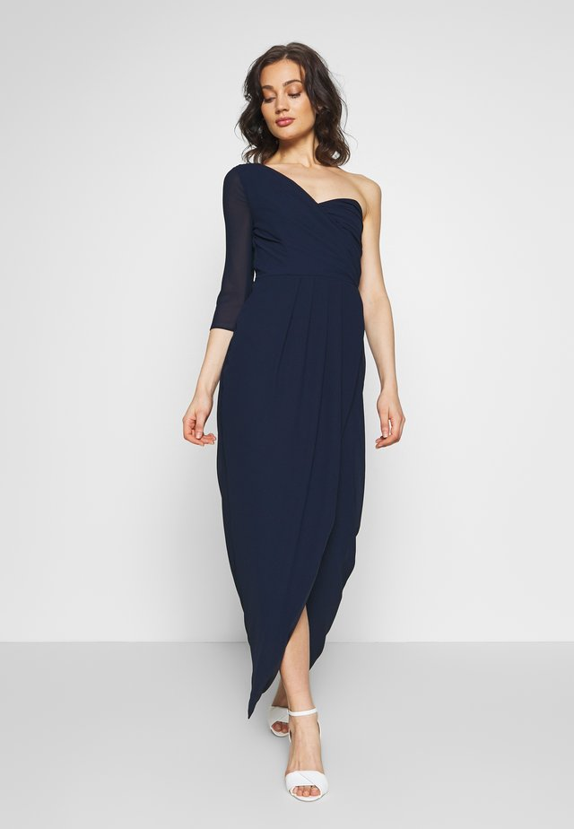 HESPER MAXI WRAP - Occasion wear - navy