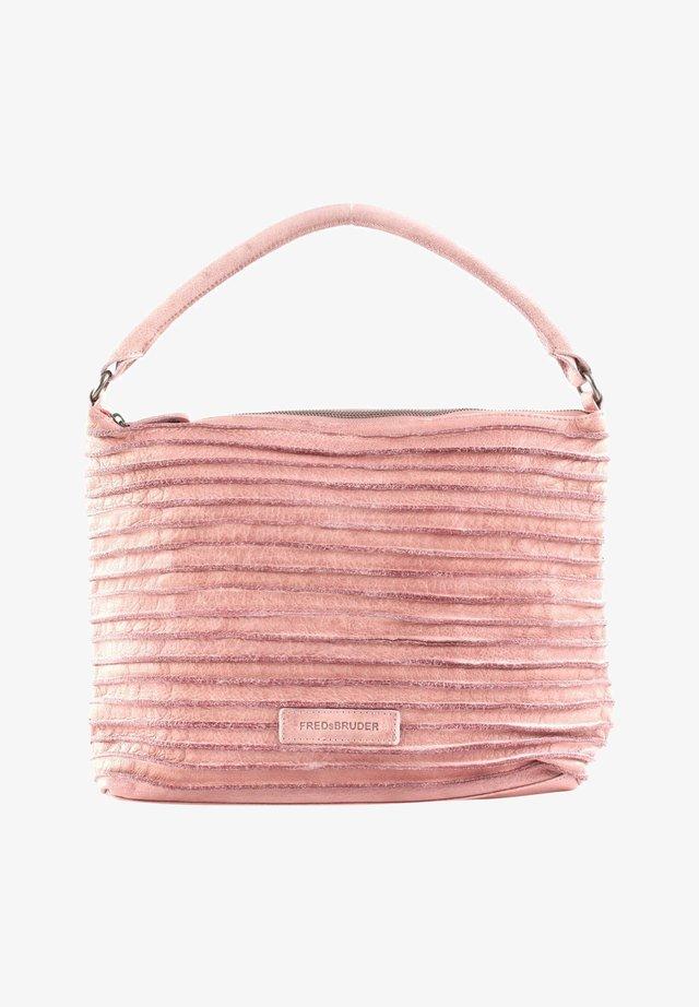 Tote bag - powder pink