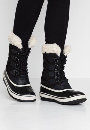 CARNIVAL - Winter boots - black/stone