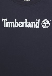 Timberland - LONG SLEEVE BABY - Long sleeved top - navy - 2