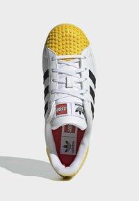 adidas Originals - ADIDAS ORIGINALS ADIDAS X LEGO - SUPERSTAR - Baskets basses - white - 1
