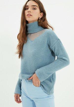 TRENDYOL PARENT - Sweatshirt - blue