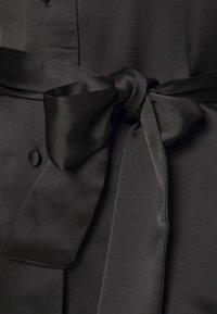 Etam - ERINA CHEMISE - Pyjamashirt - noir - 4
