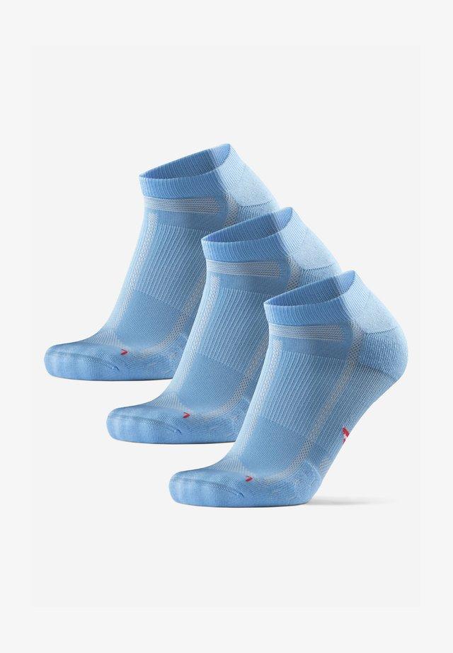 3 PACK - Strumpor - light blue
