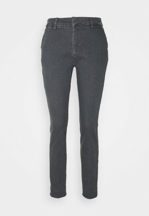 BLAKE GALLERY PANT - Džíny Slim Fit - grey