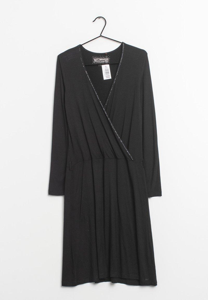 Esprit - Korte jurk - black