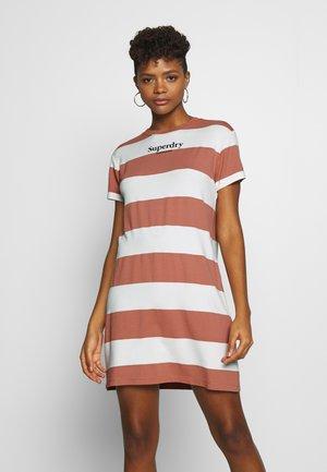 DARCY DRESS - Jersey dress - biscuit
