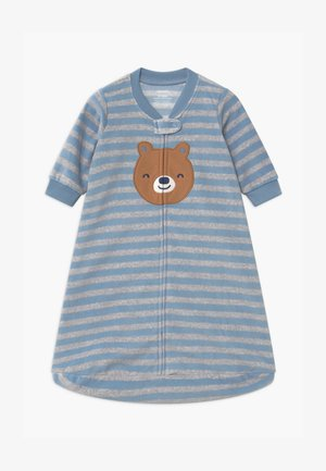 Baby's sleeping bag - blue