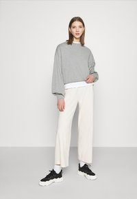 NU-IN - Sweatshirt - grey marl - 1