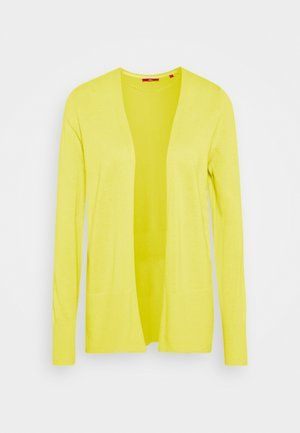 Cardigan - lime yello
