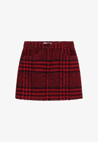 Mango - ANNA - A-line skirt - rouge - 4