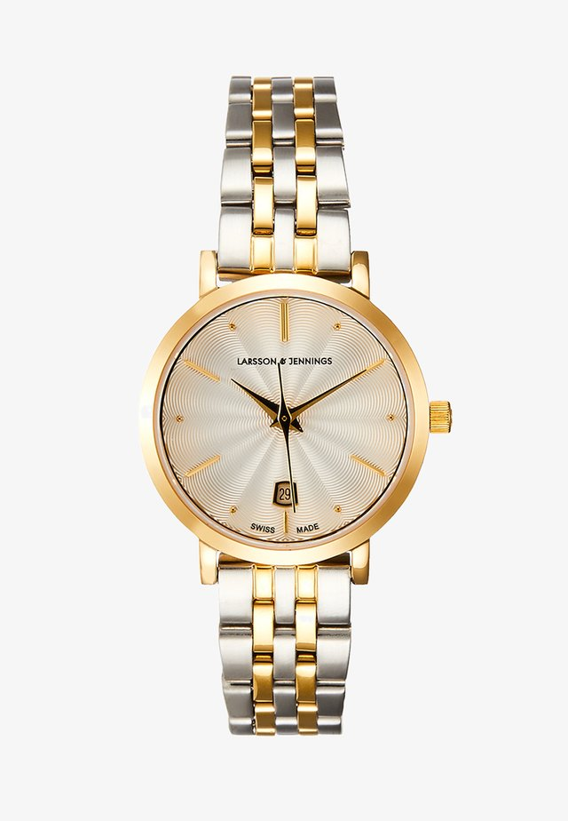 AURORA - Montre - gold-coloured/white