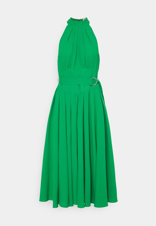 NICOLA DRESS - Juhlamekko - kelly green