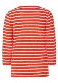 MAERZ Muenchen - Long sleeved top - poppy orange - 1