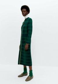 Uterqüe - Jumper dress - green - 4