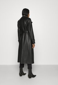 Gina Tricot - NORA COAT - Trenchcoat - black - 2