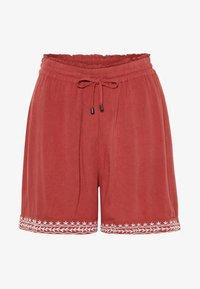 Vero Moda - VMHOUSTON - Shorts - brown - 4