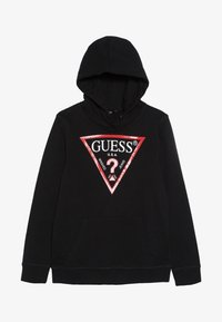 Guess - Sweatshirt - jet black - 2