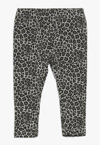 Name it - NBFLALA - Leggings - Trousers - grey melange - 0