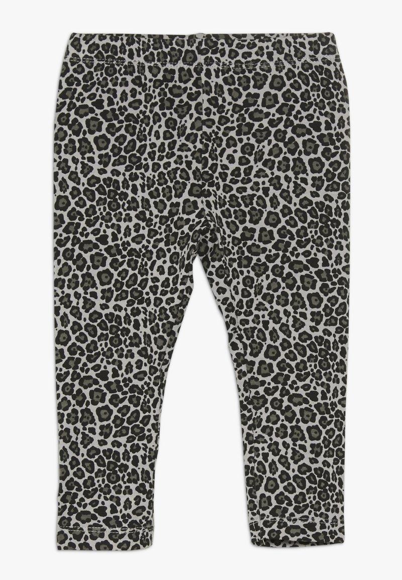 Name it - NBFLALA - Leggings - Trousers - grey melange