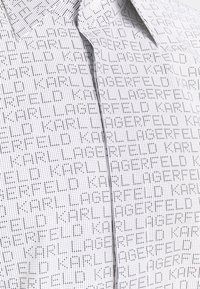 KARL LAGERFELD - MODERN FIT - Formal shirt - grey - 2