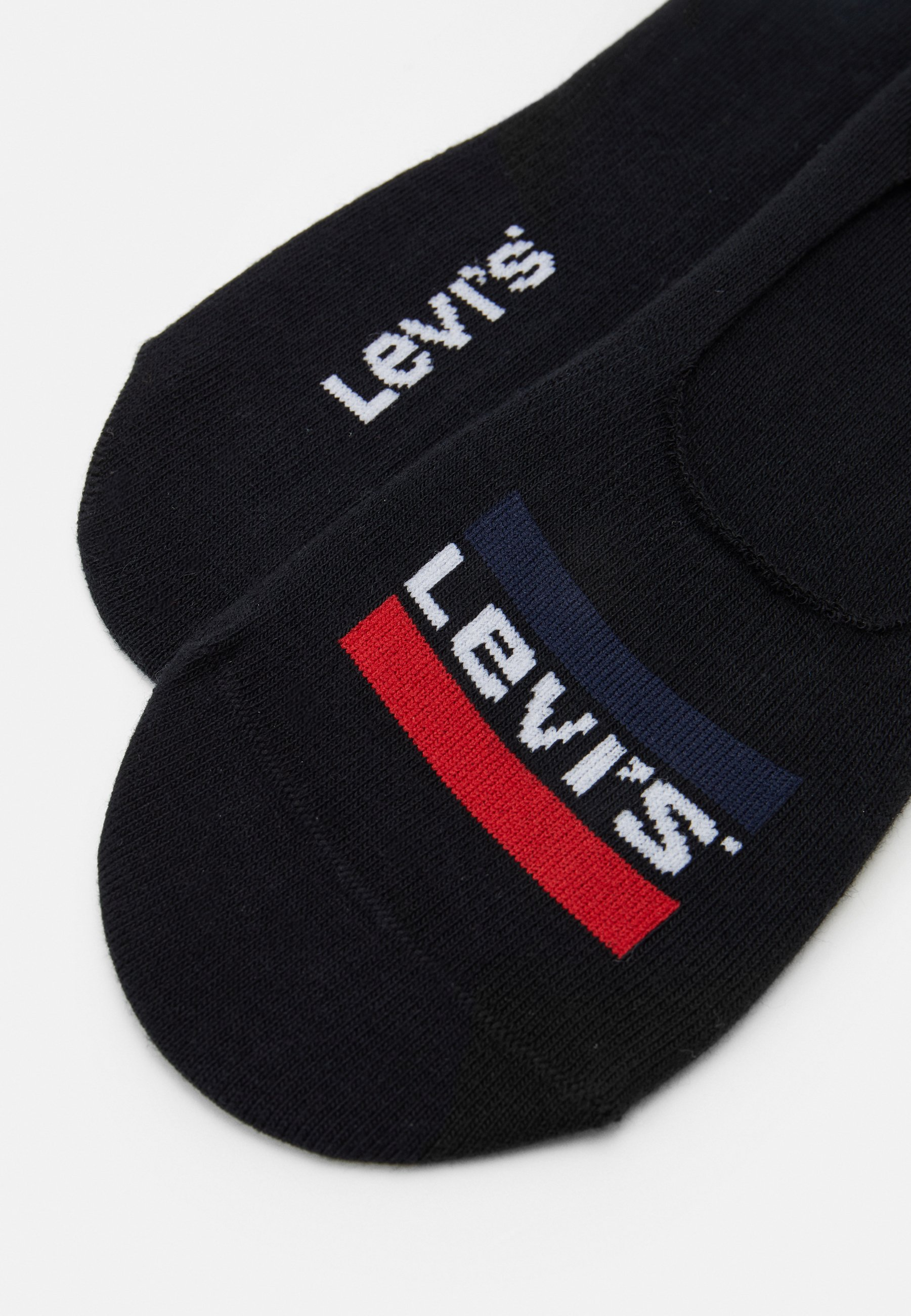 Femme LOW RISE LOGO 2 PACK UNISEX - Socquettes
