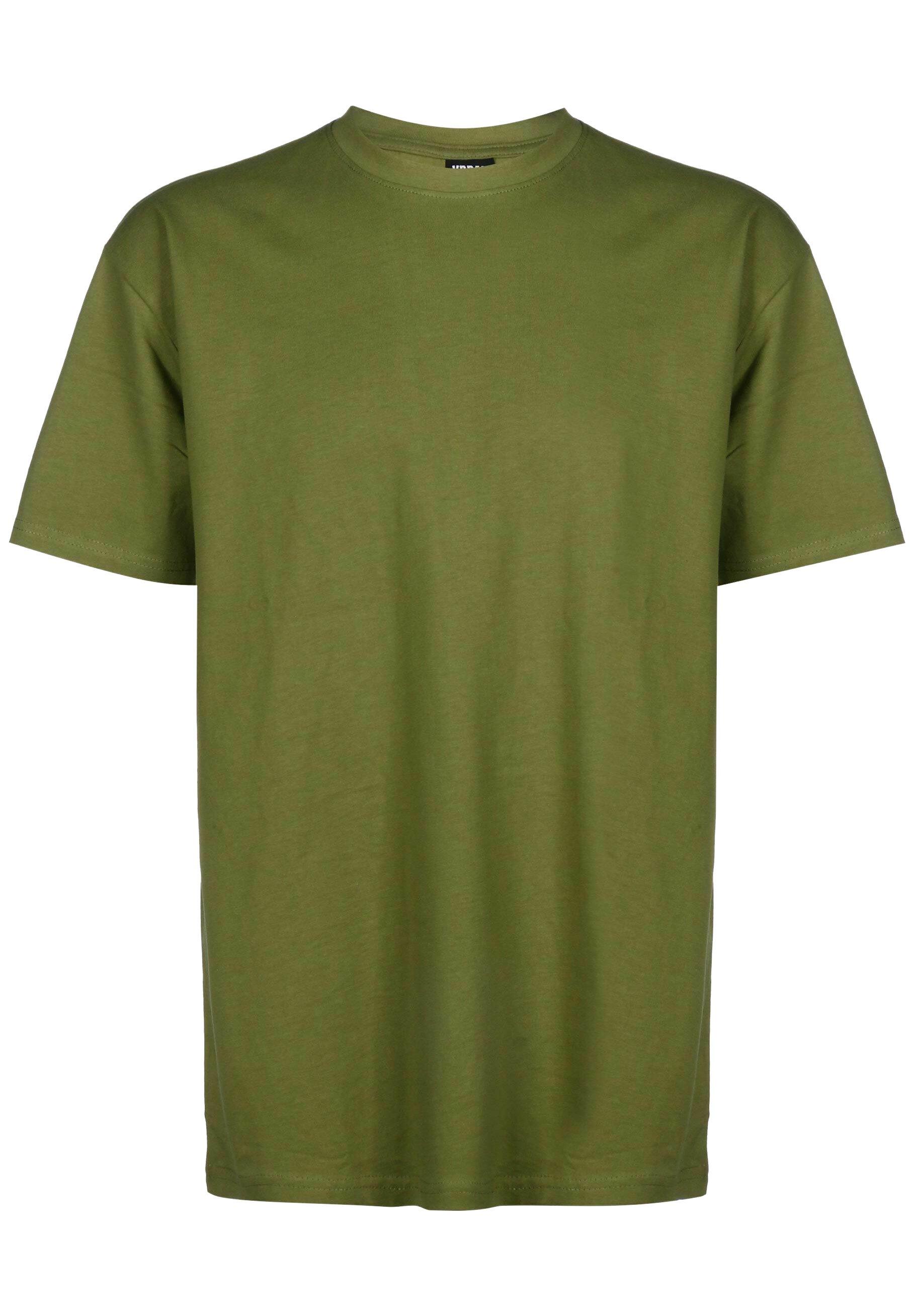 Herrer HEAVY OVERSIZED TEE - T-shirts basic