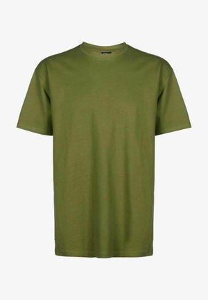 T-shirt - bas - newolive
