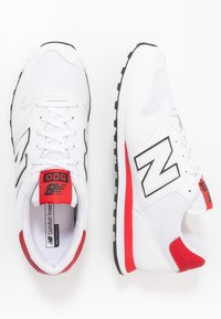 New Balance - GM500 - Zapatillas - white/navy/red - 1