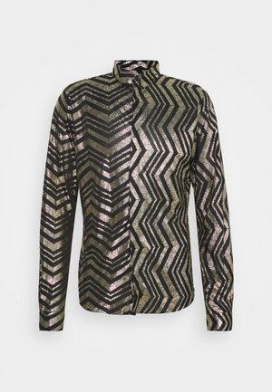 CHEGRIN - Shirt - black/gold