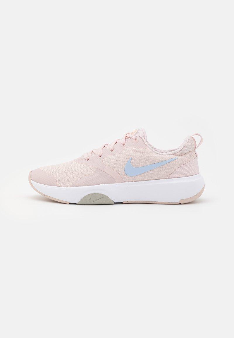 Nike Performance - CITY REP TR - Treningssko - barely rose/hydrogen blue/pale coral/grey fog/white