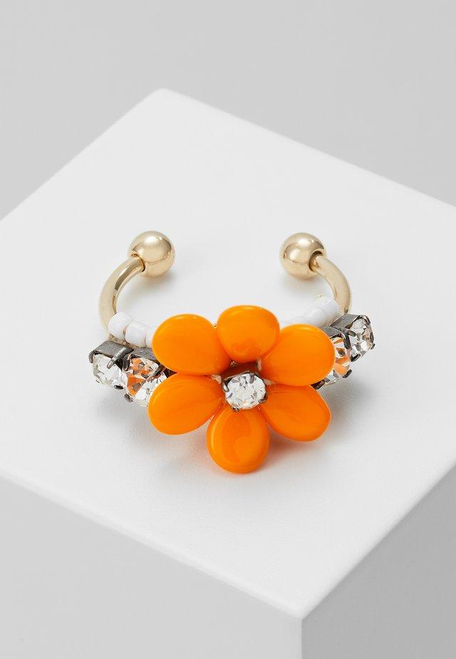 RING  - Sormus - orange