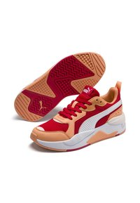 Puma - PUMA X-RAY TRAINERS UNISEX - Sneakers laag - red - 3
