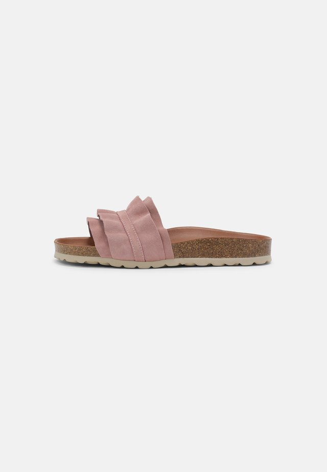 ROCIO - Mules - light pink