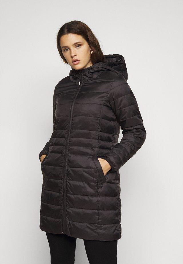 VMMIKKOLA HOODY - Winter coat - black