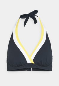 Esprit - ALLANS BEACH - Bikini top - navy - 0