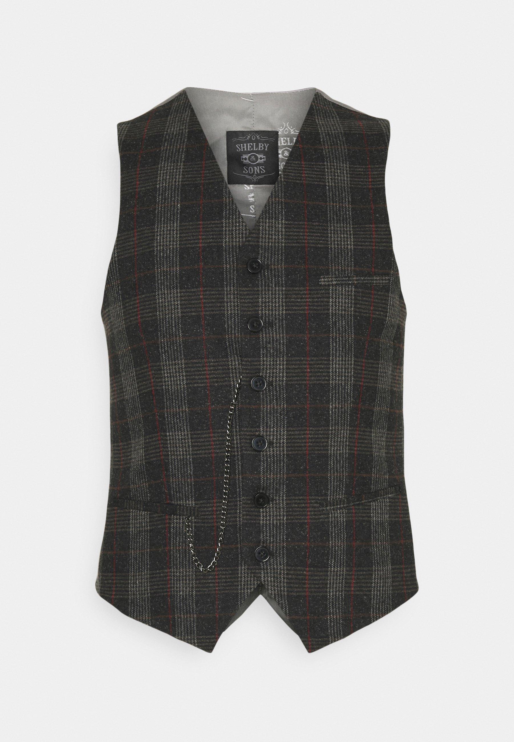 Men SHELDON WAISTCOAT - Waistcoat