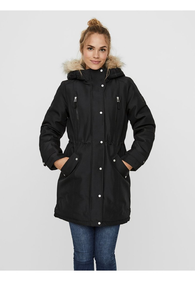 Vero Moda - Winter coat - black