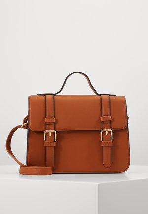 Handtasche - cognac