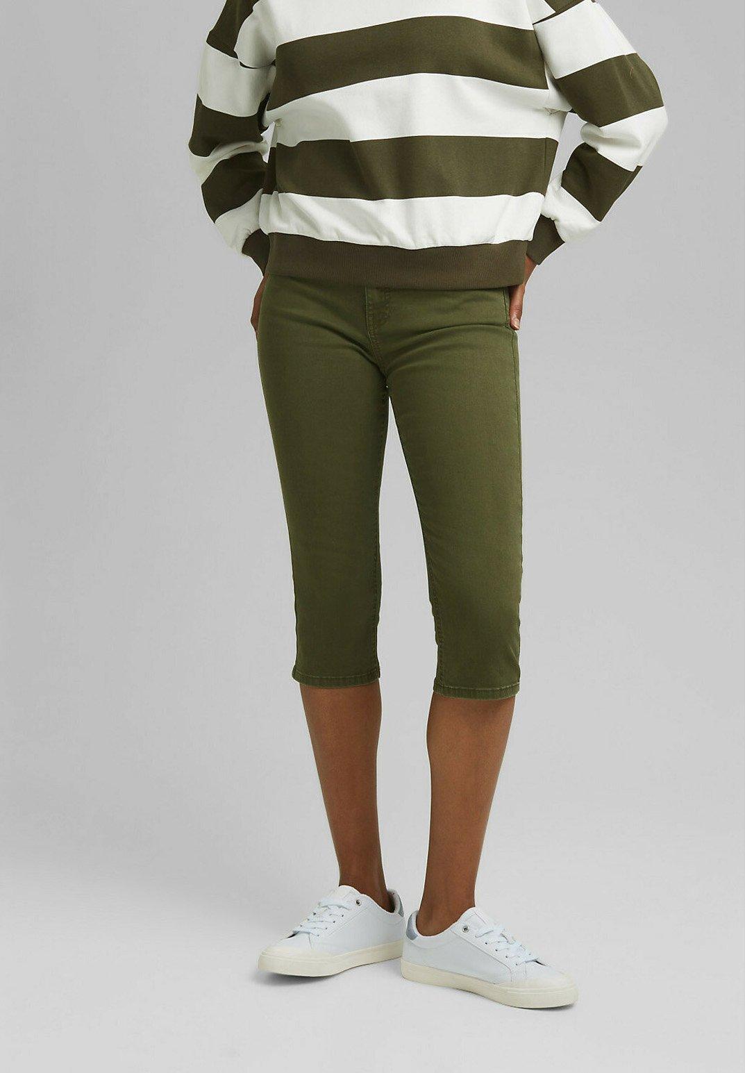 Women SKINNY CAPRI - Trousers