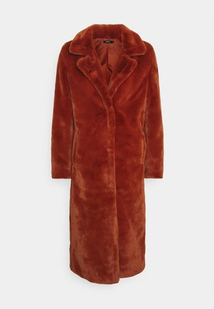 LONG COAT - Abrigo - picante