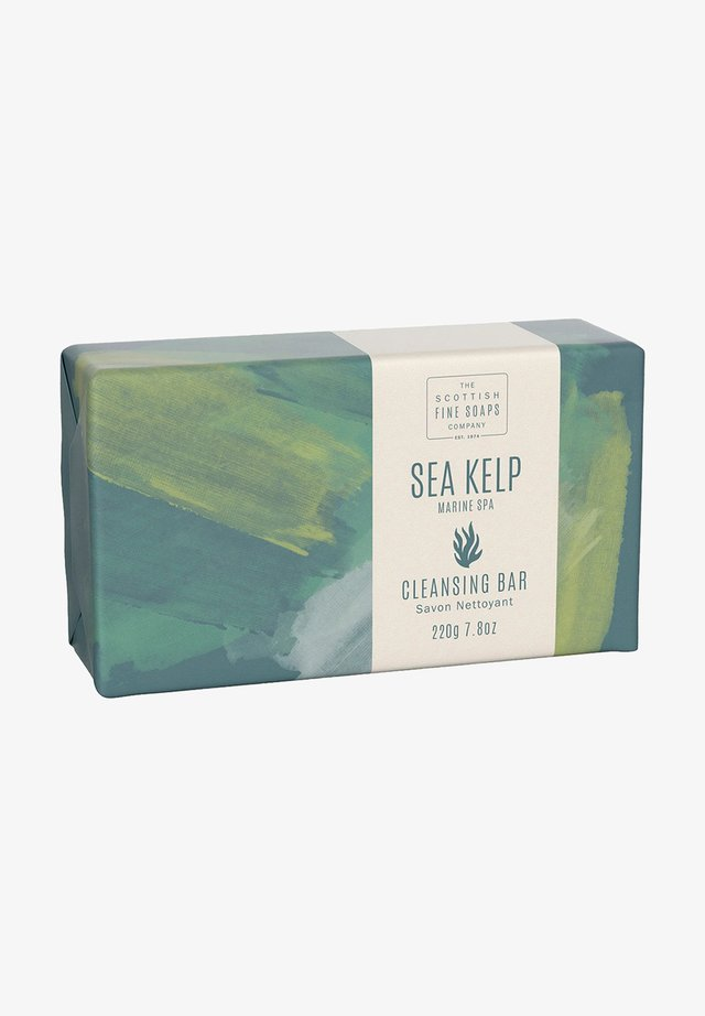 SEA KELP CLEANSING BAR TITANFREIE SEIFE 220 G  - Soap bar - -