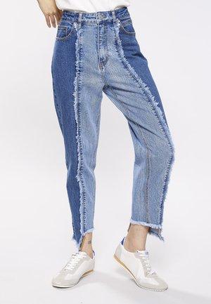 Slim fit jeans - jeans blau